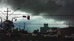 Storm (camilatrentin) Tags: storm wow black white bnw landscape bw city rain frozen holidays
