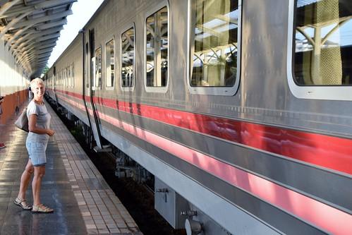 Hua Hin trein (1)
