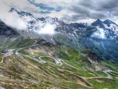 Carretera de montaña (etoma/emiliogmiguez) Tags: grossglockner hochalpenstrasse alpes picos montañas nieve austria österreich