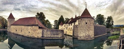 Schloss Hallwilersee