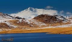 A View... (SMBukhari) Tags: pakistan deosaiplains nangaparbat smbukhari syedmehdibukhari sheosarlake gilgitbaltistan snowymountain plains lake