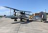 W5856 Fairey Swordfish I, Royal Navy Historic Flight, RNAS Yeovilton, Somerset (Kev Slade Too) Tags: w5856 fairey swordfish royalnavyhistoricflight egdy rnasyeovilton somerset