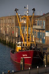 Colourful and graphic (paul indigo) Tags: breskens netherlands paulindigo fishing fishingboats harbour sea trawler