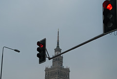 Svolta a sinistra (alessandroberrettoni) Tags: poland polonia polska varsavia warszawa