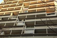 Paris - Résidence de la Muette (corno.fulgur75) Tags: paris parís parigi parijs paryż paříž iledefrance france francia frança frankrijk frankreich frankrig frankrike francja francie 16earrondissement december2016 architecture auteuil modernism modernisme jeanginsberg ginsberg georgesmassé massé