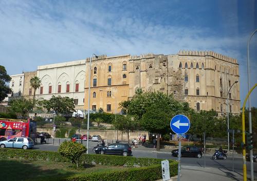 Palermo, Normann palota