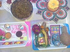 IMG_20161003_194607 (bhagwathi hariharan) Tags: ganpati ganpathi lordganesha god nallasopara nalasopara pooja idols