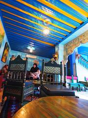 Esperando el Desayuno -Sousse- (bcnfoto) Tags: bcnfoto zuiko olympus túnez sousse edificio tradición restaurante