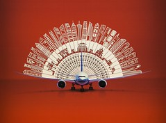 And Where Would You Like To Go (a56jewell) Tags: a56jewell plane red vacation