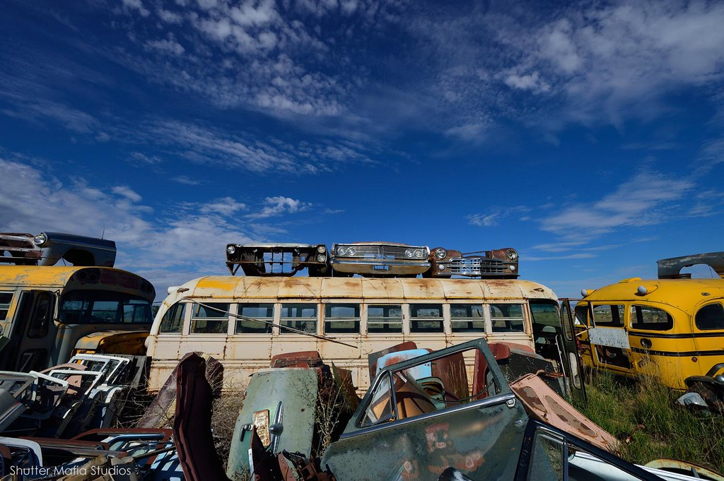 Martins Auto Salvage >> The World S Most Recently Posted Photos Of Junk And Martins