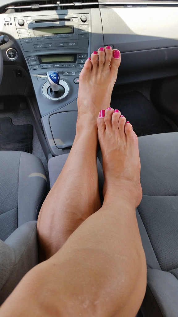Sexy soft feet can recommend