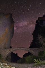Kokkoris MilkyWay (Theofanis Matsopoulos) Tags: astrophotography milkyway  stonebrige
