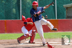 "BBL15 PD Cologne Cardinals vs. Hannover Regents 22.08.2015 016.jpg • <a style=""font-size:0.8em;"" href=""http://www.flickr.com/photos/64442770@N03/20783000456/"" target=""_blank"">View on Flickr</a>"