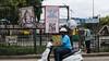 PeeVee Walks 25K KG Towers-1040209 (peevee@ds) Tags: city bangalore boundary peevee kempe gowda kempegowda 25kmwalk peeveewalks25k