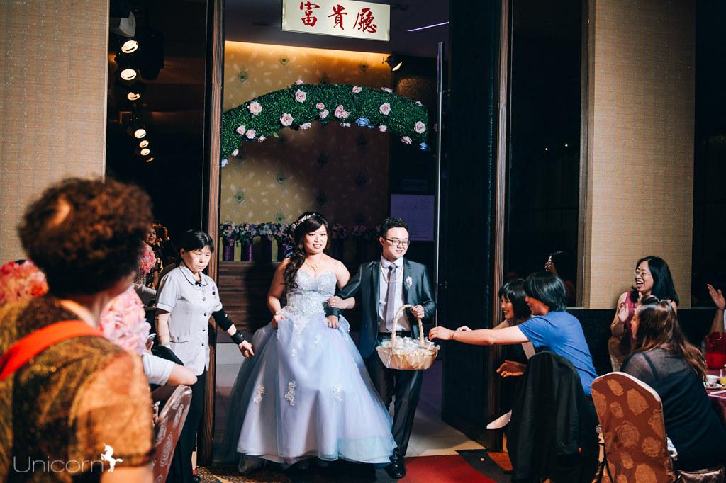 《婚攝》治廷 & 曉菁 / 汐止好料理麗緻喜宴