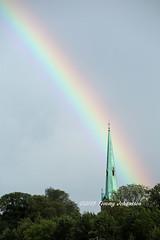 Rainbow over Gothenburg (tommyajohansson) Tags: holiday gteborg geotagged vacances sweden schweden gothenburg sverige boattrip ferie semester suecia faved sude paddan sightseeingtour citybreak sightseeingboat tommyajohansson