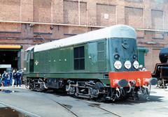D8000 (R~P~M) Tags: uk greatbritain england train diesel unitedkingdom railway locomotive 20