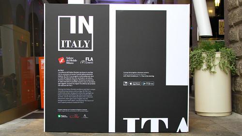 L'app IN ITALY