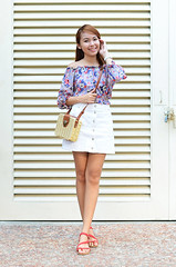 Trice Nagusara (Trice Nagusara) Tags: orange flower floral fashion female bag fun clothing photoshoot feminine philippines style skirt flats styles casual bags chic florals simple fashionshoot petite skirts petites trice stylish fashionable lapetite femininity kennethcole forever21 whiteskirt casualday f21 floralprints orangesandals streetstyle slingbag funshoot fashionicon offshoulder whiteskirts floraltop streetshoot smartcasual croppedtop slingbags stylishoutfit casualstyle fashionblogger nativebag casualoutfit kennethcolesandals femininestyle buttondownskirts offshouldertop buttondownskirt offshouldertops petitestyle fashionbloggerinmanila styleforpetite styleforpetites tricenagusara petiteblogger fashionbloggermanila petitestyles lapetitetrice casualootd tricenagusarasephcham triceseph whitebuttondownskirt whitebuttondownskirts