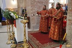 011. Patron Saints Day at the Cathedral of Svyatogorsk / Престольный праздник в соборе Святогорска
