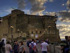 Castel dell'Ovo (CeBepuH) Tags: italy geotagged campania ita napoli naples hdr casteldellovo vomero neapol eggcastle   geo:lat=4082943184 geo:lon=1424785410