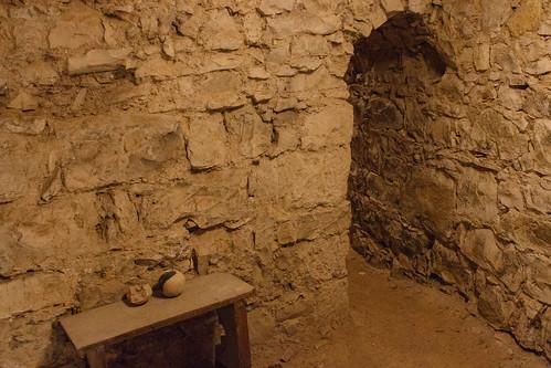 Cachots du château de Hohenzollern