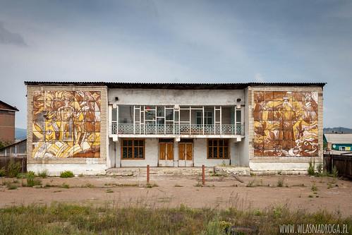 Rosyjskie budynki
