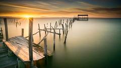 There is always a path (João Cruz Santos) Tags: sunset seascape portugal river sony sado carrasqueira hoyandx400 sel16f28 nex5r