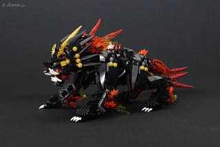 MOC - Chinese Lion
