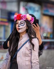 Zombie Walk 2015 - La Paz (Max Glaser) Tags: la zombie retrato paz bolivia haloween disfraz terror sangre zombiewalk marchazombie2015