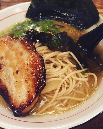 #stringsramen #tonkatsuramen