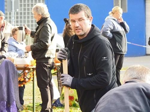 Halloween-Gardening am Frankenbad