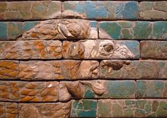 Lion Head, Babylon