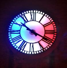 Siamo tutti francesi. (GiannLui) Tags: torre piazza orologio francia tricolore castelnuovoscrivia