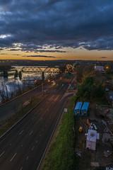 _DSC0202 (johnjmurphyiii) Tags: autumn sky usa clouds sunrise dawn connecticut middletown connecticutriver arrigoni tamron18270 06457 johnjmurphyiii originalnef