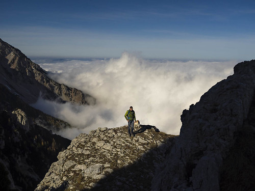 Back to the #clouds and good bye #Schneeberg - we´ll see each other in 2016 again! One of my favorite #hiking trips in east #Austria.