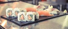 Momiji cocina japonesa (sushi) (MaxiKohan) Tags: food cooking valencia sushi cuisine japanese restaurant comida momiji japanesecuisine mercadodecolón cocinajaponesa maxikohanphotography