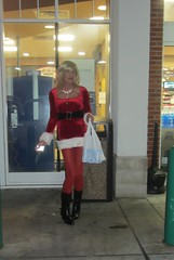 Santa's Helper (MarcieGurl) Tags: crossdressing tgirl transgender tranny tgurl cressdresser marciegurl
