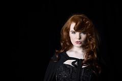 145A7306 (KristinaLilith) Tags: portrait headshot redhead cape redhair