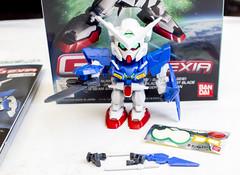 IMG_9377 1 (kndynt2099) Tags: mobile models super hobby suit gundam 00 deformed gunpla exia gn001