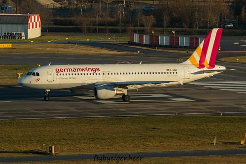 D-AIQC Airbus A320-211 A320 > GWI