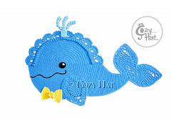 Whale Rug Crochet by Cozy Hat (Anastasia wiley) Tags: cozy rug crochet blue cozyhat chunky whalerug whale mat fish ocean beach decor theme hat kids whales decorating interior anastasia wiley anastasiawiley