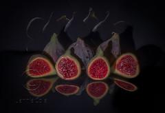 DSC_0855 (colejennie) Tags: autumn figs reflection mirrorimage reflectionphotography fresh fruit colours shadows