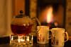 Day 15 (Emmadukew) Tags: pad17 1picaday2017 15365 tea candlelight