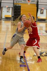 Women's Basketball 2016 - 2017 (Knox College) Tags: knoxcollege prairiefire women college basketball monmouth athletics sports indoor team basketballwomen201735982