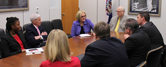 Continuing Work to Combat Opioid Epidemic, McCaskill Meets With Missouri Prosecutors