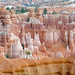 Hoodoos  Bryces Canyon Utah
