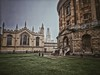 Foggy Oxford (Ian Campsall) Tags: oxford bodleianlibrary nexus6p fog england