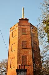 Chatley Heath Semaphore Tower (stavioni) Tags: chatley heath semaphore tower cobham surrey defence royal naval admiralty signal