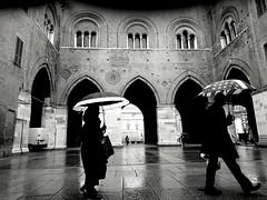 IMG_1477127647469 (Florindo Balkan) Tags: urban city architecture noir fog italy blackandwhite wideangle metaphysics rain contrast mistery